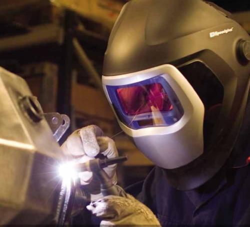 speedglas tig weld